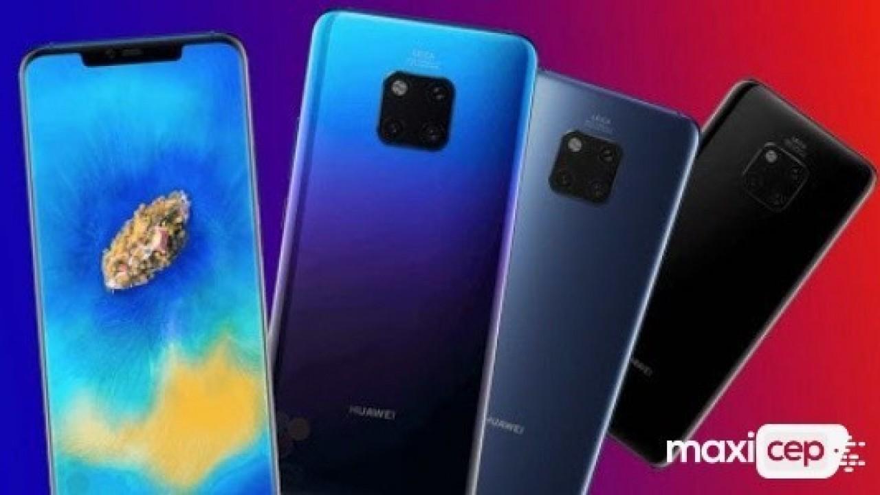 Huawei Mate 20'nin RAM ve Depolama Versiyonları Ortaya Çıktı