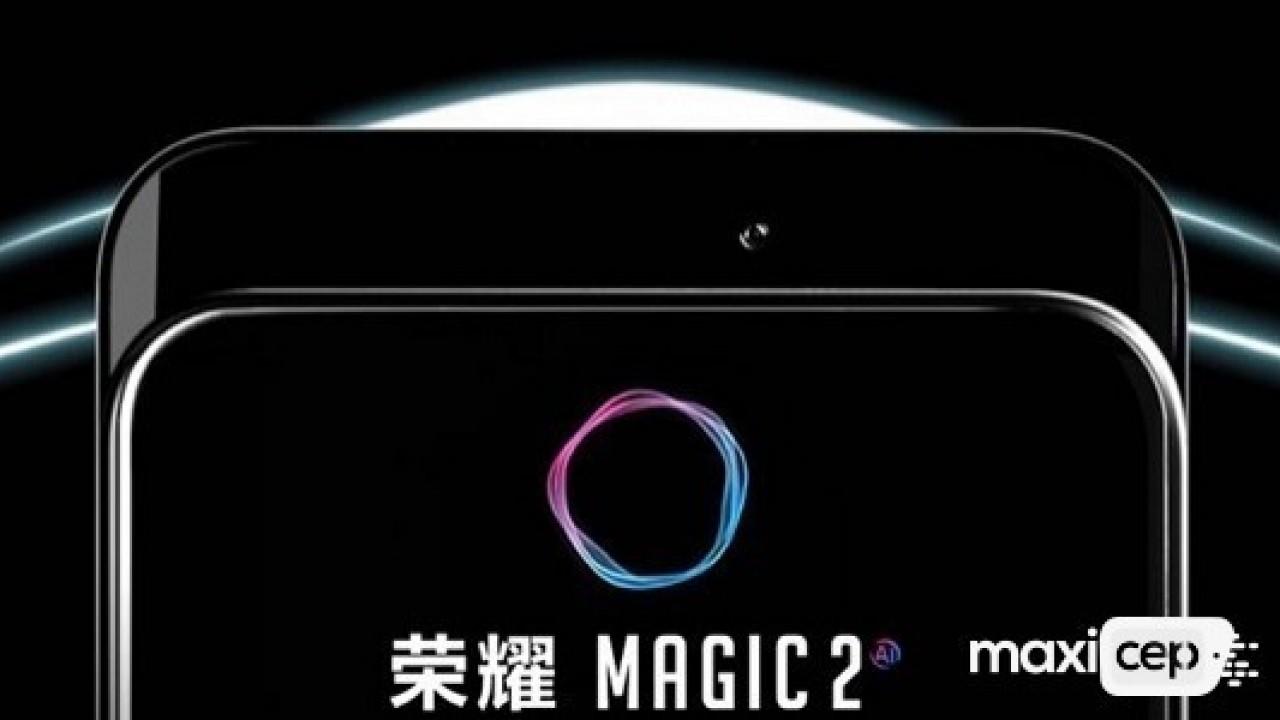 Huawei Honor Magic 2 Tıpkı P20 Pro Gibi Üçlü Kameraya Sahip Olacak