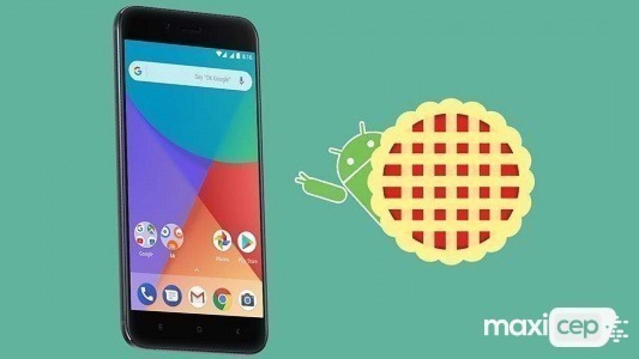Xiaomi Mi A1 Ekim Ayı Güncellemesini Almaya Başladı