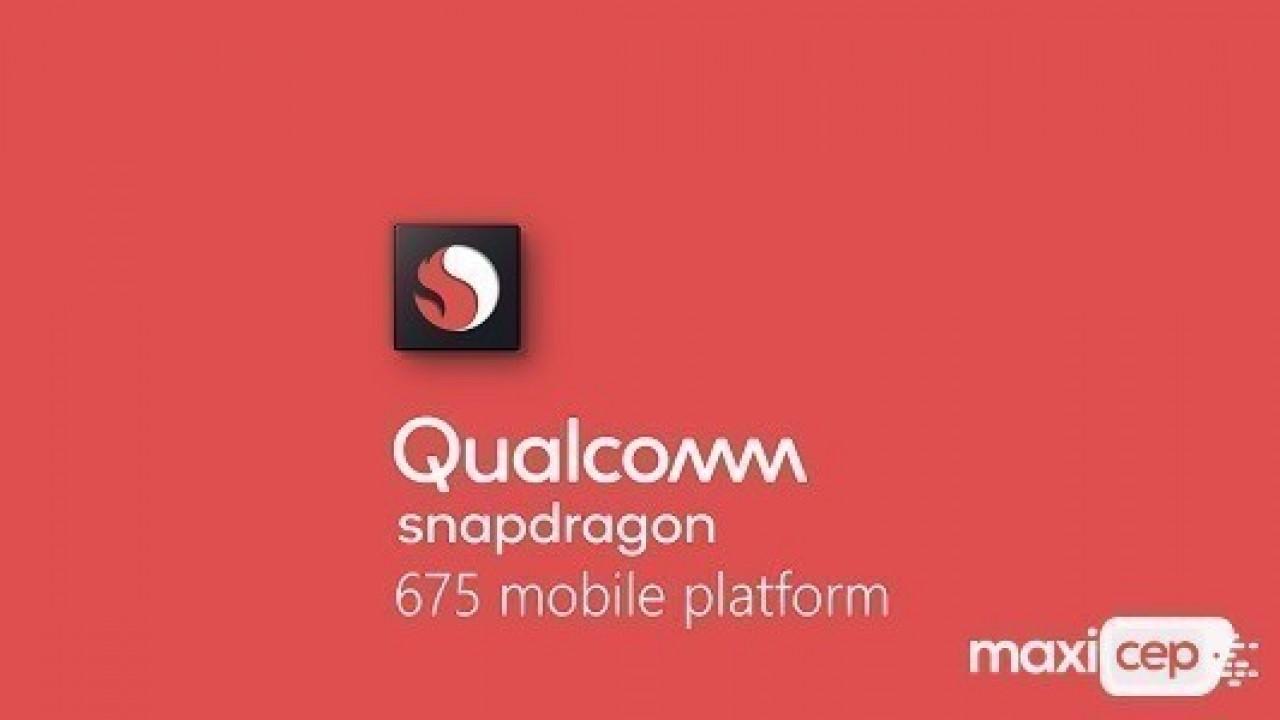 Orta Seviye Cihazlara Taze Kan Snapdragon 675 Tanıtıldı