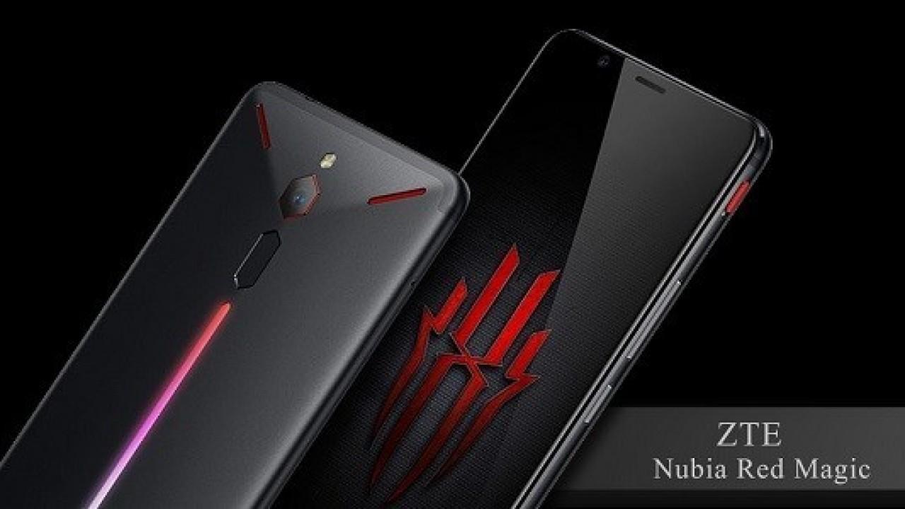 Oyun Telefonu Nubia Red Magic 2'nin İlk Görüntüsü Ortaya Çıktı