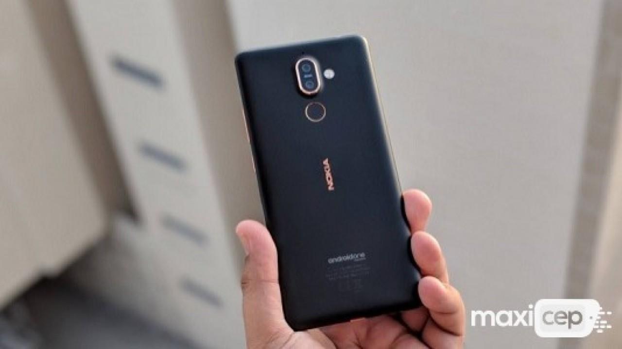 Nokia 7 Plus Ekim Ayı Güvenlik Yamasını Almaya Başladı