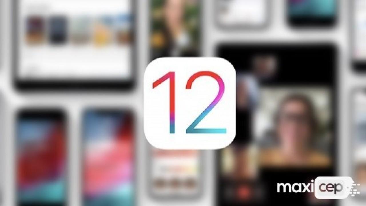 iOS 12 Yükselişi İle iOS 11'i Geride Bırakmayı Başardı