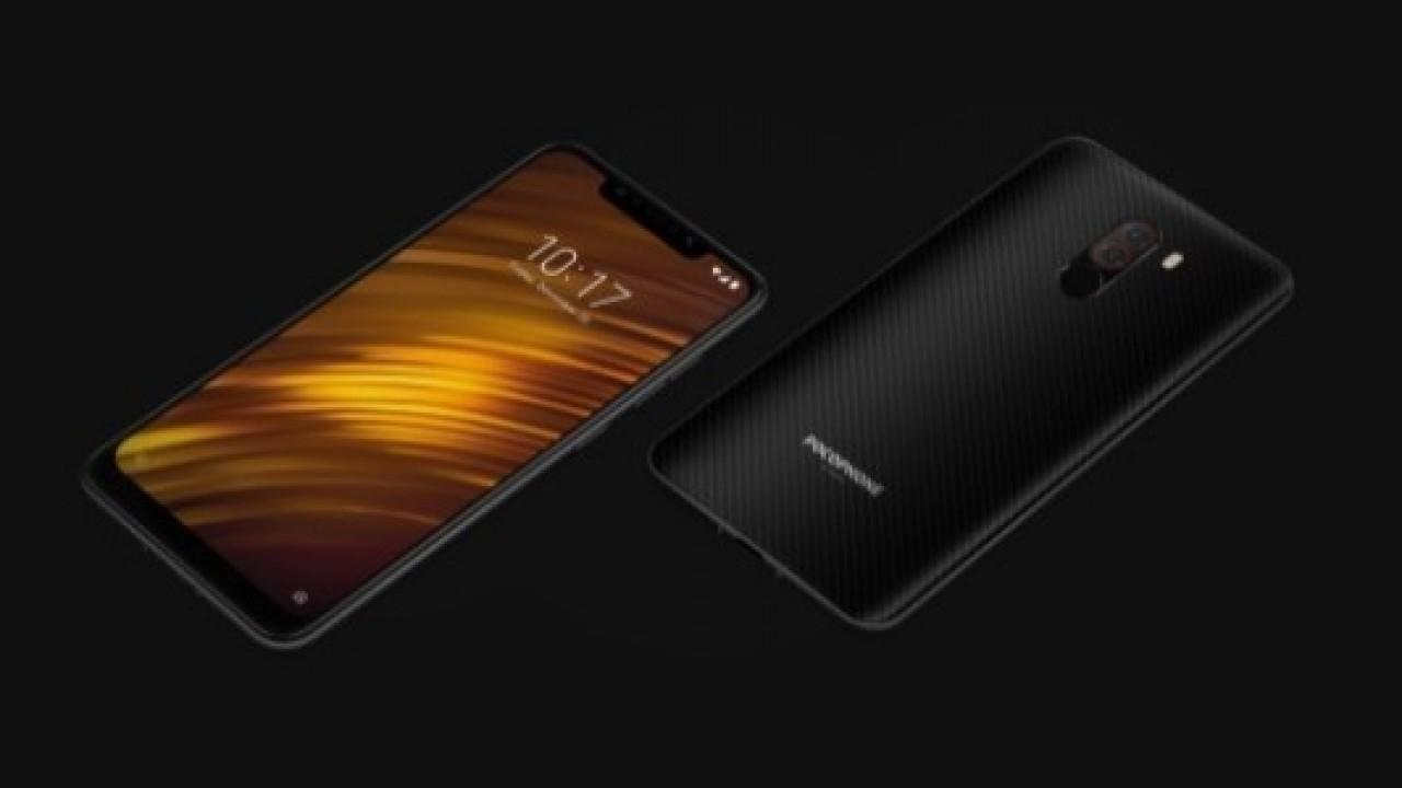 Xiaomi Pocophone F1 Türkiye'de Satışa Sunuluyor