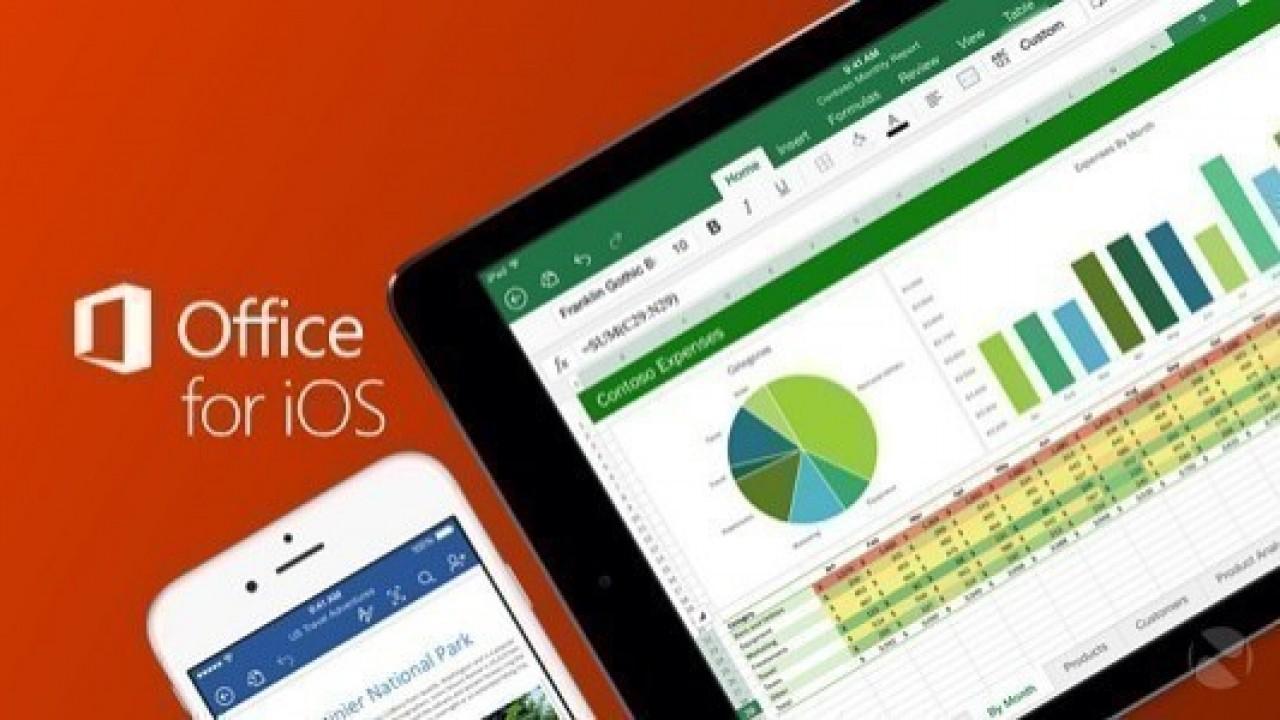 Microsoft Office Android ve iOS Sürümleri İçin Yeni Özellikler Geliyor