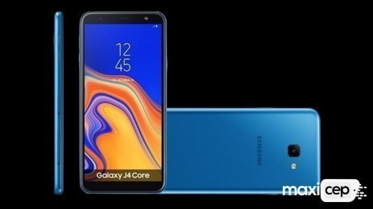 Yeni Android Go Cihazı Samsung Galaxy J4 Core Duyuruldu