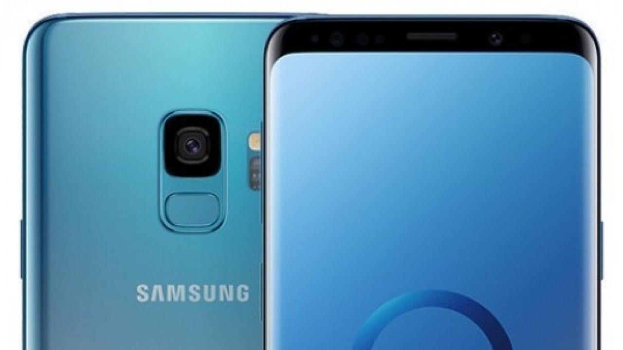 Samsung, Galaxy S9 ve S9+ için Buz Mavisi Degrade Renk Seçeneğini Duyurdu