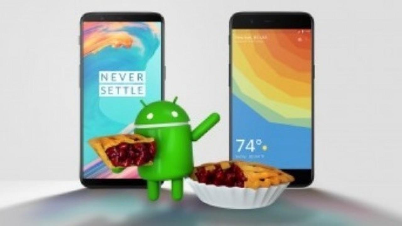OnePlus 5 ve 5T, Çin'de Android 9.0 Pie Beta Sürümünü Almaya Başladı
