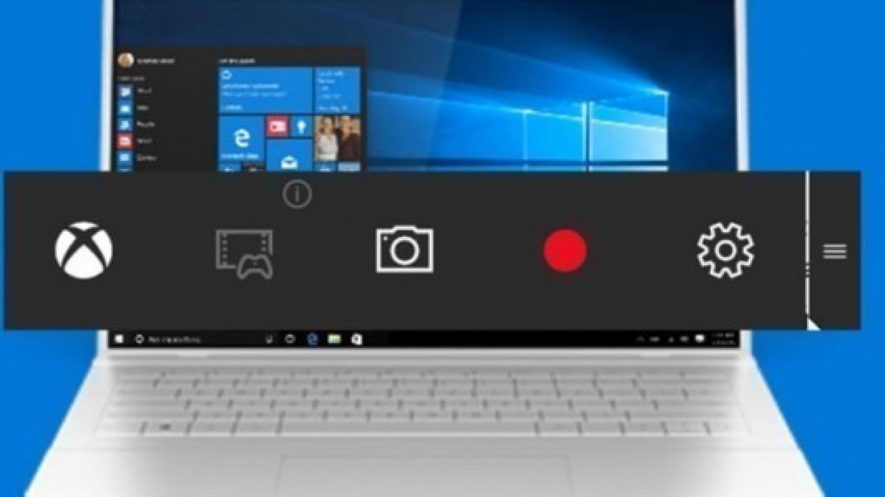 Windows 10'da ekran videosu nasıl çekilir?