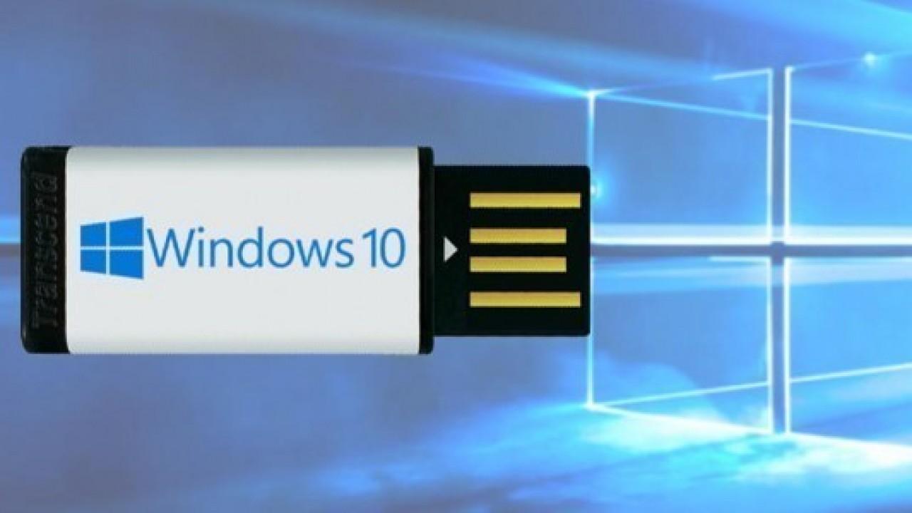 Windows 10 USB Tool nasıl oluşturulur?