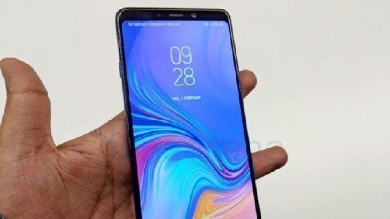Samsung Galaxy A 2019 Serisi Telefonlar, Optik Ekran İçi Parmak İzi Tarayıcıya Sahip Olacak