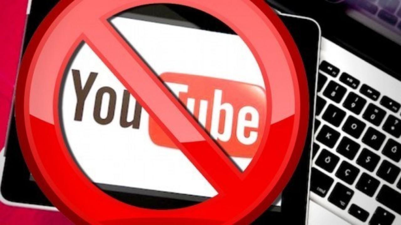 YouTube'de 500 internal Server Error hatası nedir?