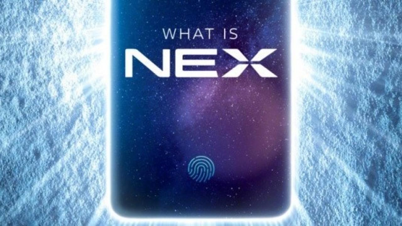 Vivo NEX 2, İkincil Ekran ve Üçlü Kamera ile Sızdırıldı
