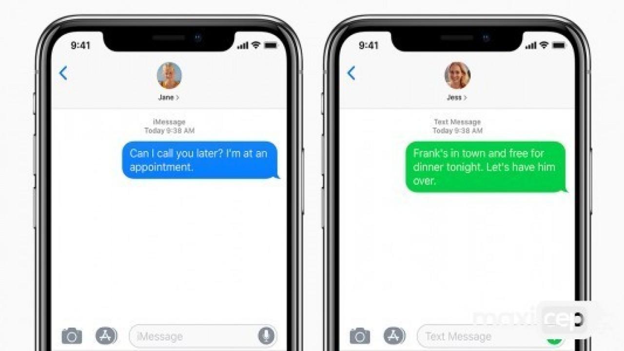 iOS'ta silinen mesajları nasıl geri getiririm?