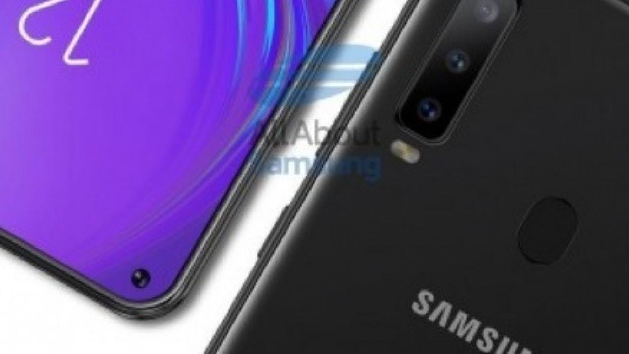 Samsung Galaxy A8s, 3.5mm Kulaklık Girişine Sahip Olmayabilir