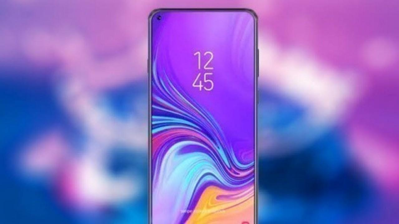 Samsung Galaxy A8s, 6.39 inç Full HD+ 19.5: 9 Infinity-O Ekranla FCC Sertifikası Aldı