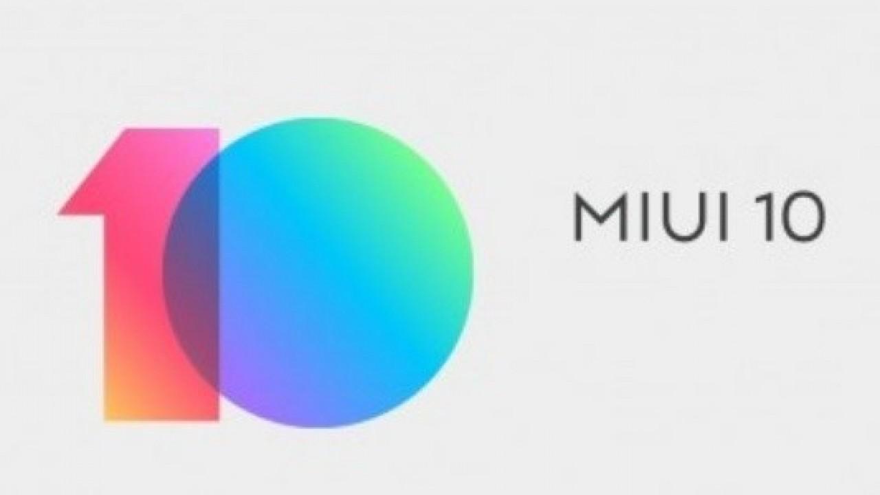 MIUI 10 Güncellemesi, 20 Cihaz için Yayınlandı