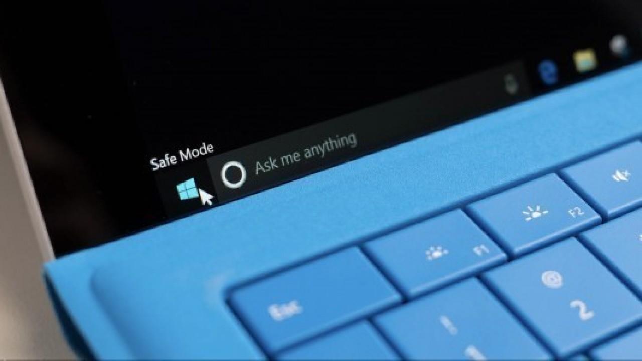 Windows güvenli mod açma işlemi nasıl yapılır?