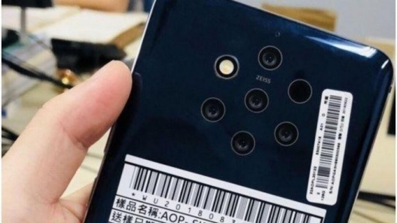 Nokia 9 PureView'ın Kamera Sorunu Nedeniyle Ertelendiği Şirket Tarafından Doğrulandı