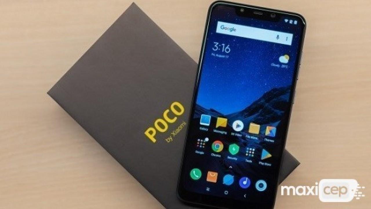 Poco F1 MIUI 10.1 Android 9 Pie Güncellemesi Yayınlandı