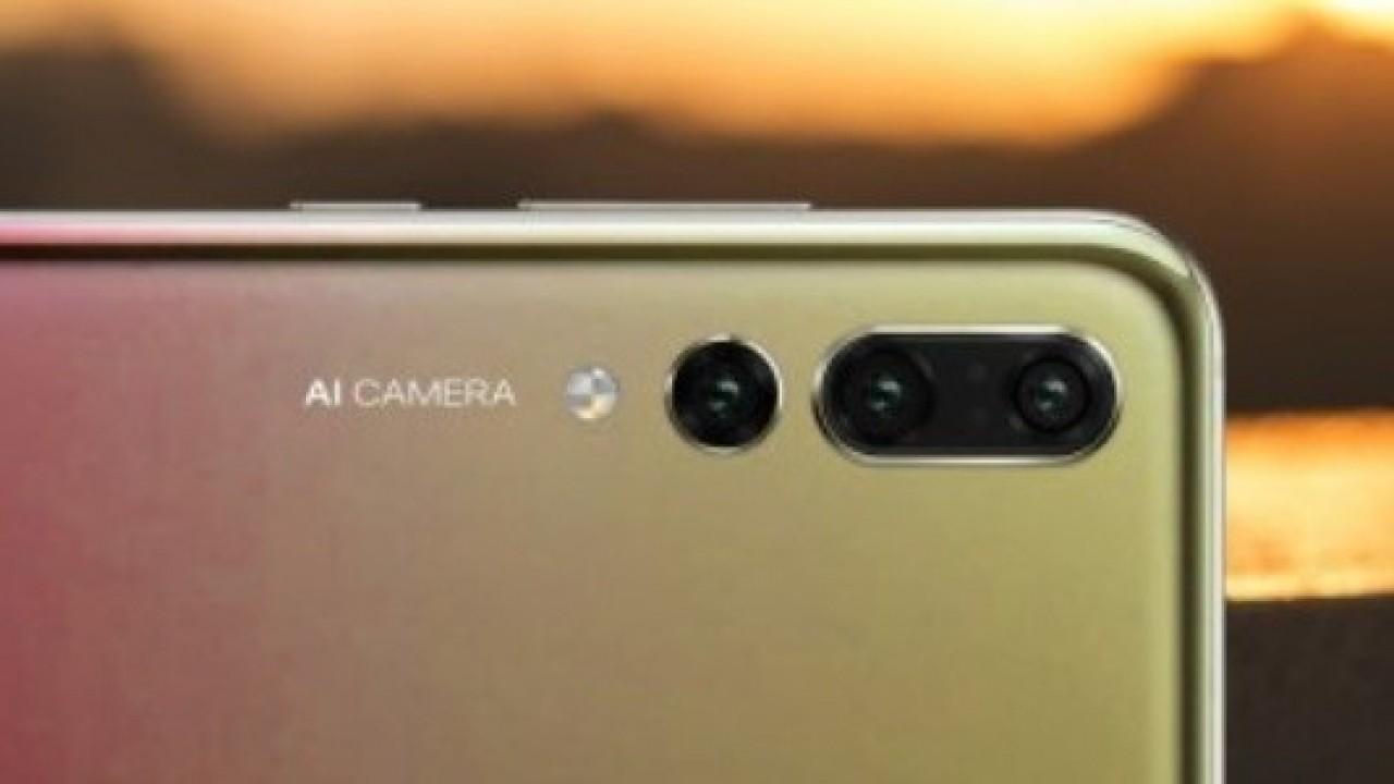 Huawei Nova 4'ün Özellikleri, Sızdırılan Slayt Görüntüsü ile Ortaya Çıktı