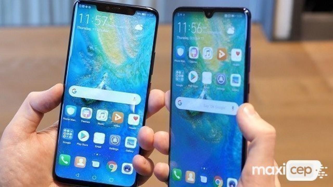 Huawei P30 Pro Kıvrımlı ve Çentikli AMOLED Ekran Paneline Sahip Olacak