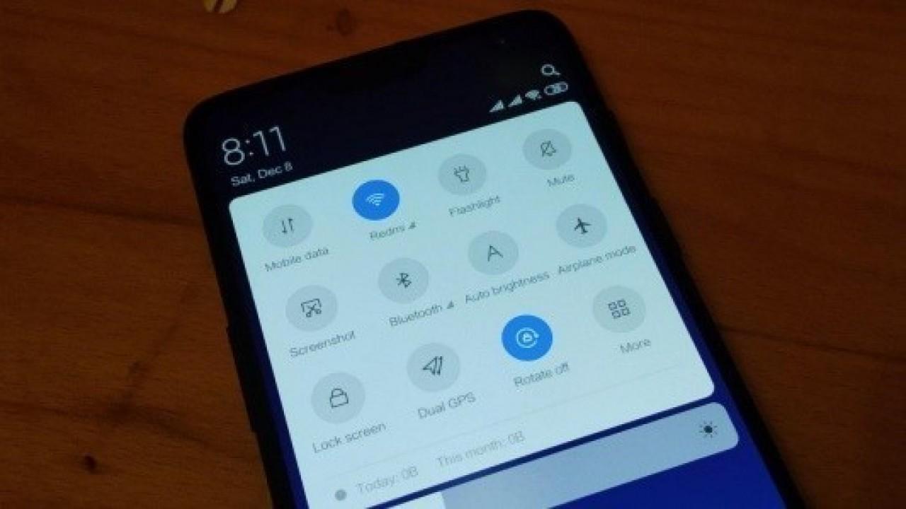 OnePlus 6 ve 6T'ye MIUI 10 Yüklediler