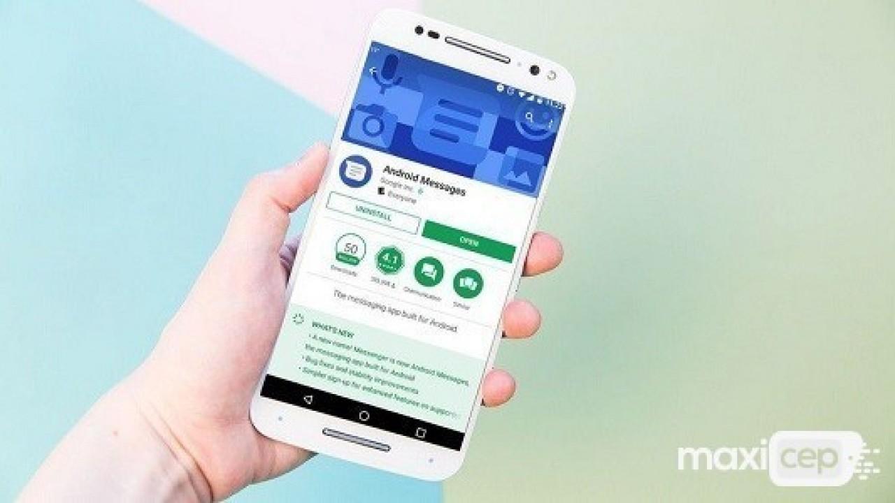 Android Mesajlar Uygulaması İçin Yeni Güncelleme Yayınlandı