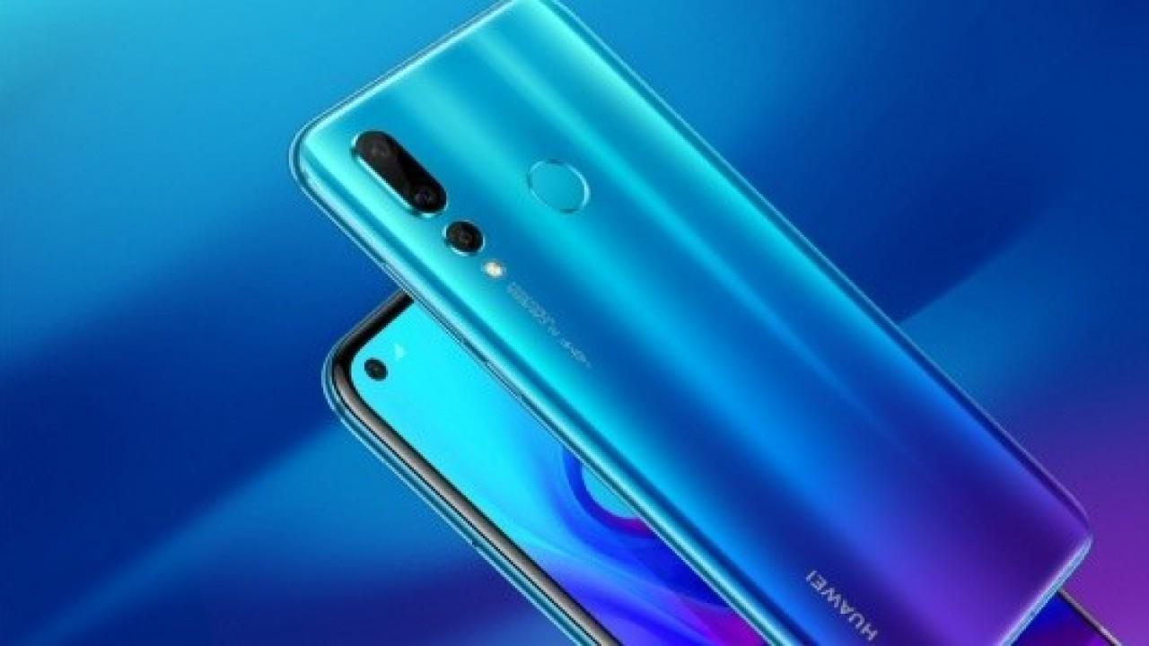 48MP Kameralı Huawei Nova 4 Resmi Olarak Duyuruldu