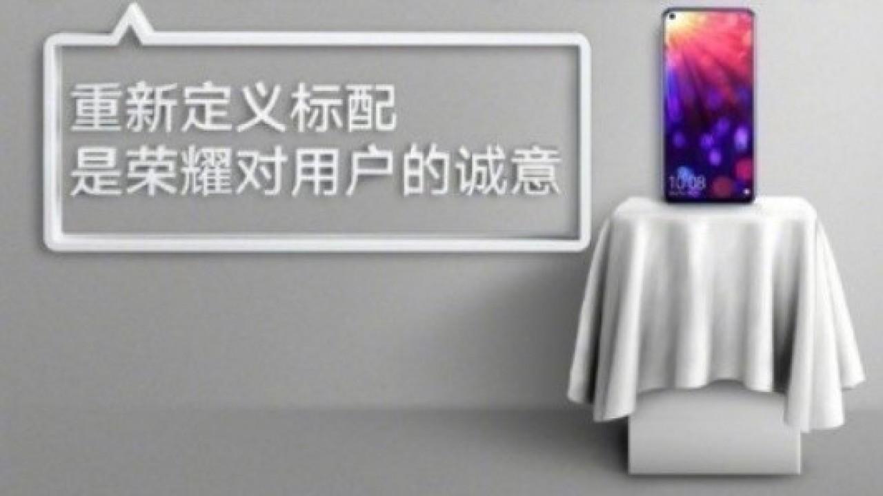 Honor View 20'nin Sızan Posterleri, Telefon Hakkında Daha Fazla Bilgi Veriyor