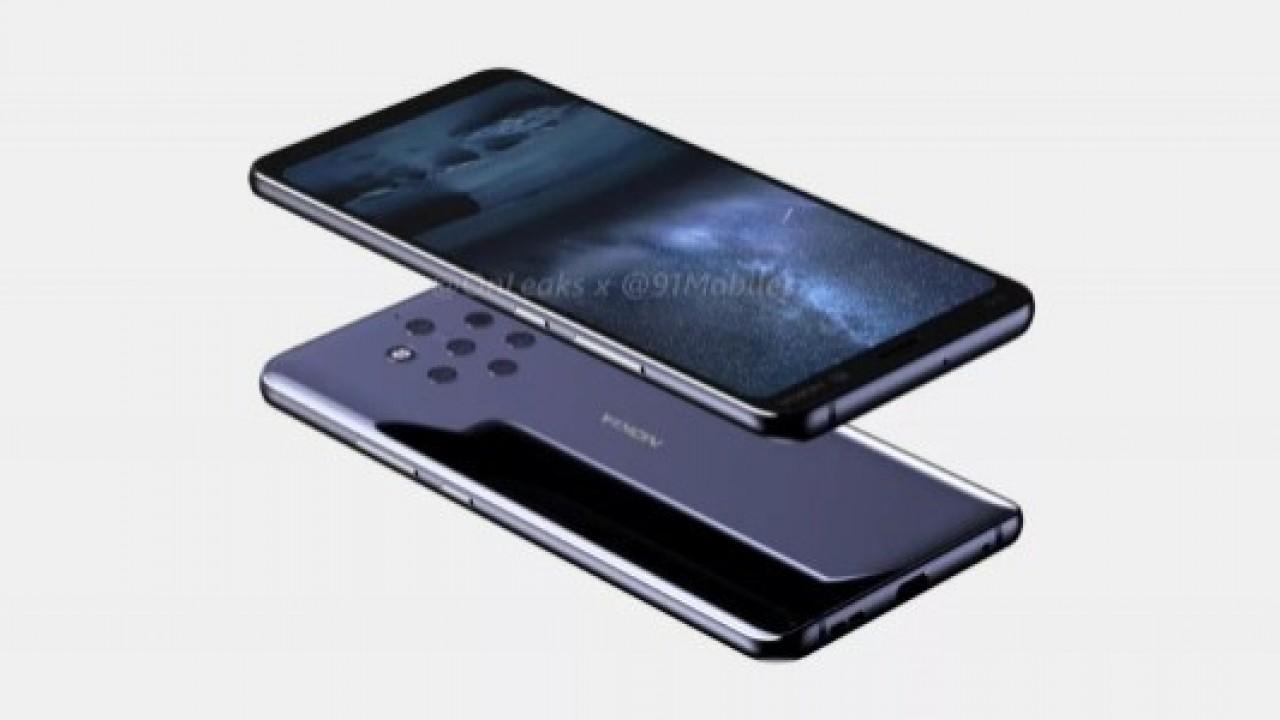 Nokia 9 PureView, Bluetooth Sertifikası Aldı