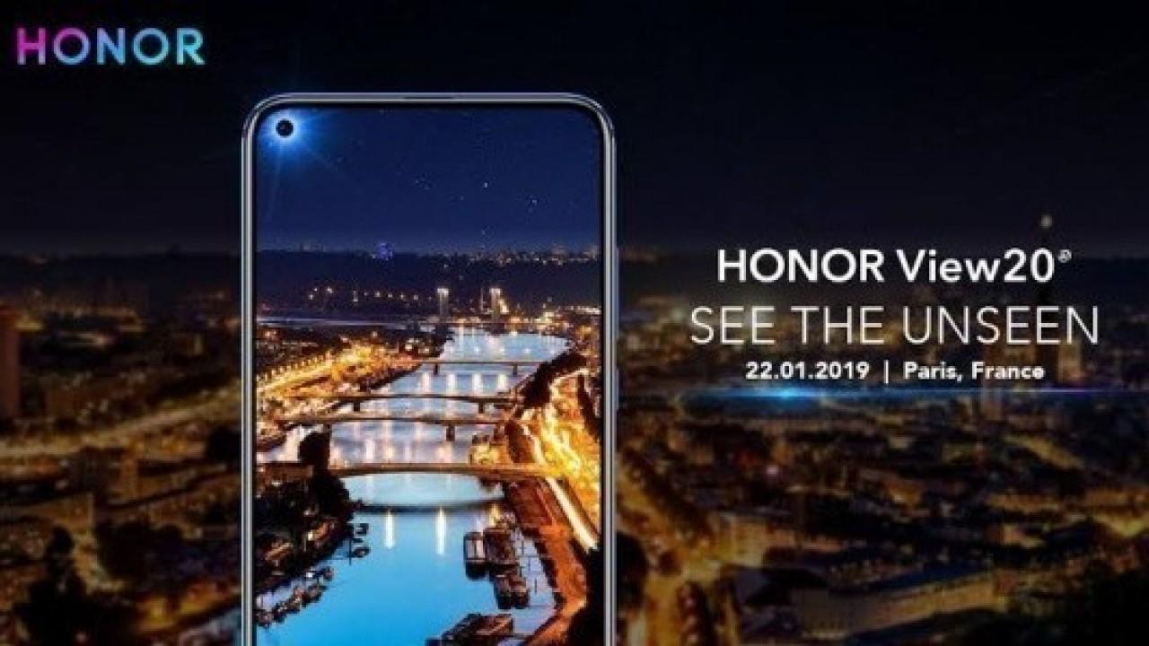 Honor View 20, 960fps Video Kaydı Yeteneğine Sahip Olacak