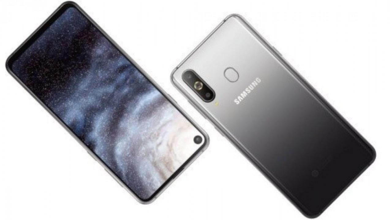 Galaxy A8s Fiyatı Belli Oldu