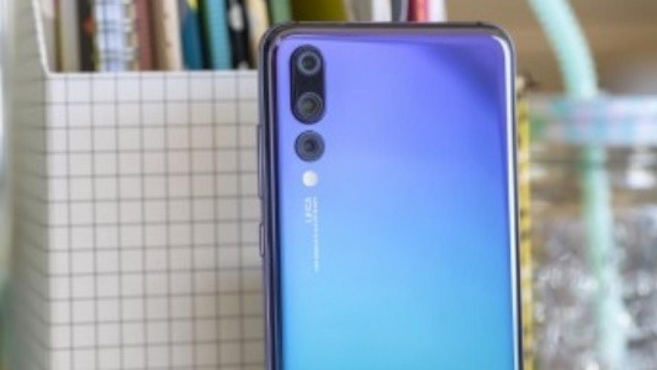 Huawei P30, Arkada Üçlü Kameraya Sahip Olacak