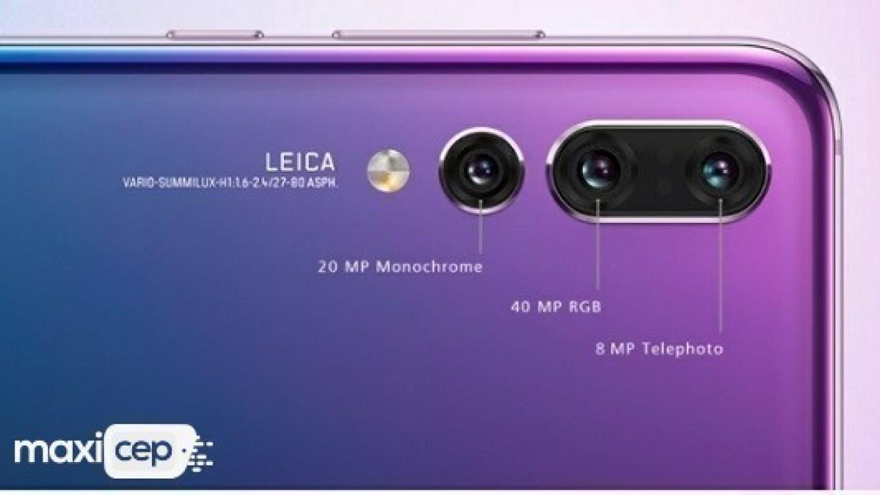 Huawei P30'un Kamera Özellikleri Dikkat Çekiyor