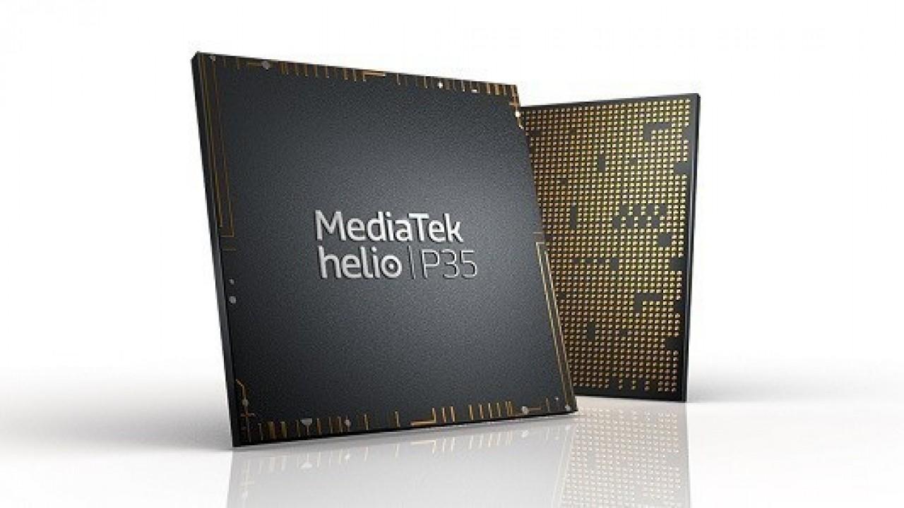 MediaTek Helio P35'in AnTuTu Puanı Ortaya Çıktı