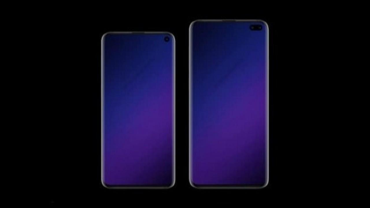 Galaxy S10+ Ekran Koruyucu Görüntüsü İnternete Sızdırıldı
