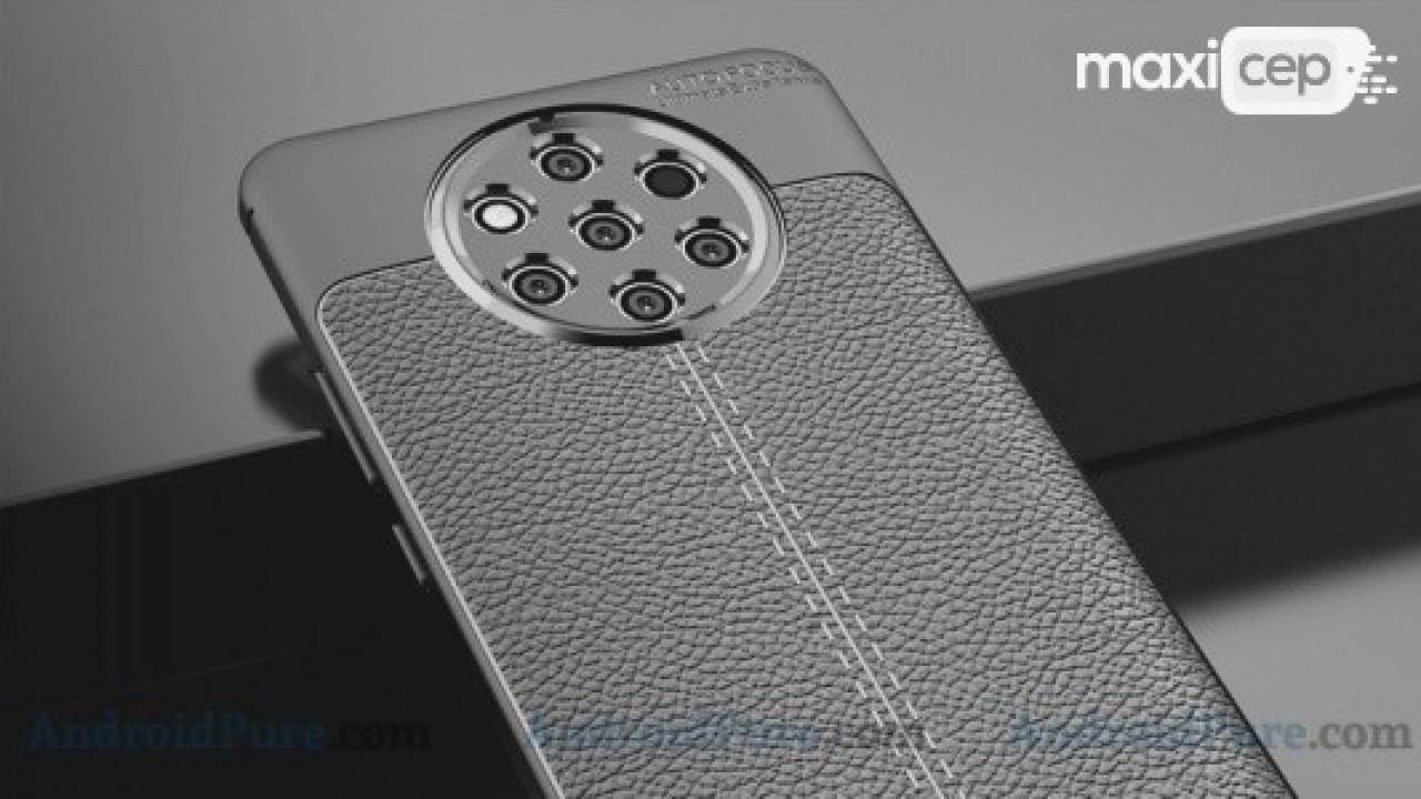 Nokia 9 Kılıf Görüntüleri, Penta Kamerayı Gözler Önüne Seriyor