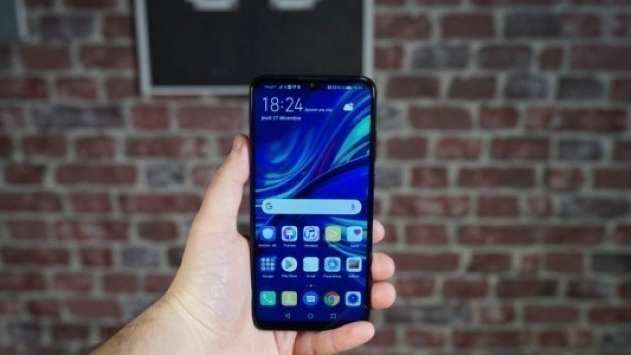 Huawei P Smart 2019 Kirin 710 Yonga Seti ile Duyuruldu
