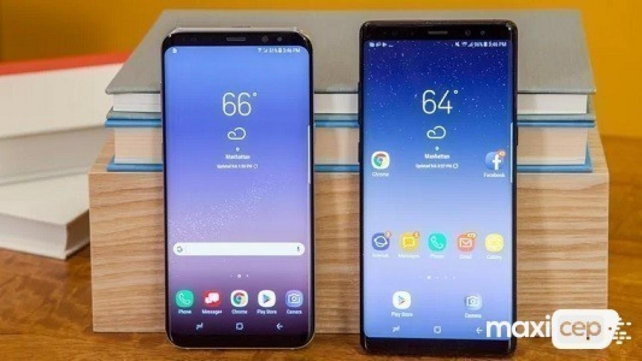 S8 Serisi ve Note8'in Android 9 Güncellemesini Ne Zaman Alacağı Belli Oldu