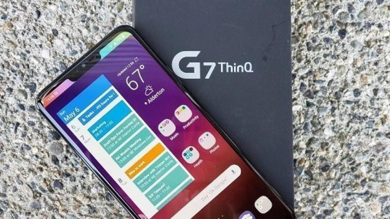LG G7 ThinQ Modelinde Ortaya Çıkan Döngüde Kalma Sorunu Can Sıkıyor