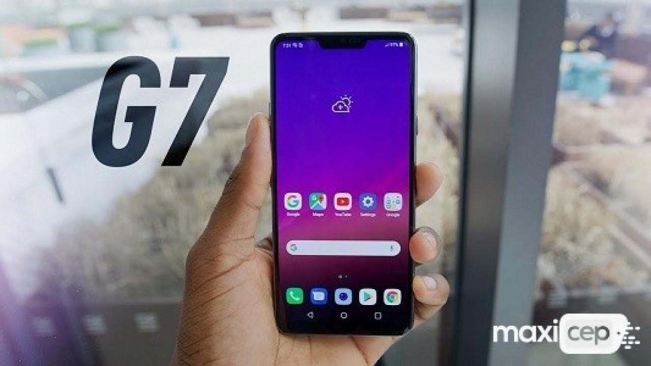 LG G7 ThinQ İçin İlk Çeyrekte Android 9 Güncellemesi Dağıtılacak