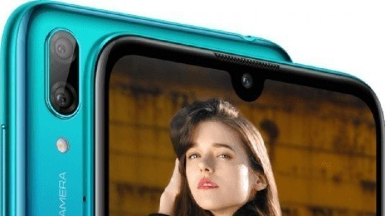 Huawei Y7 Pro 2019 Duyuruldu