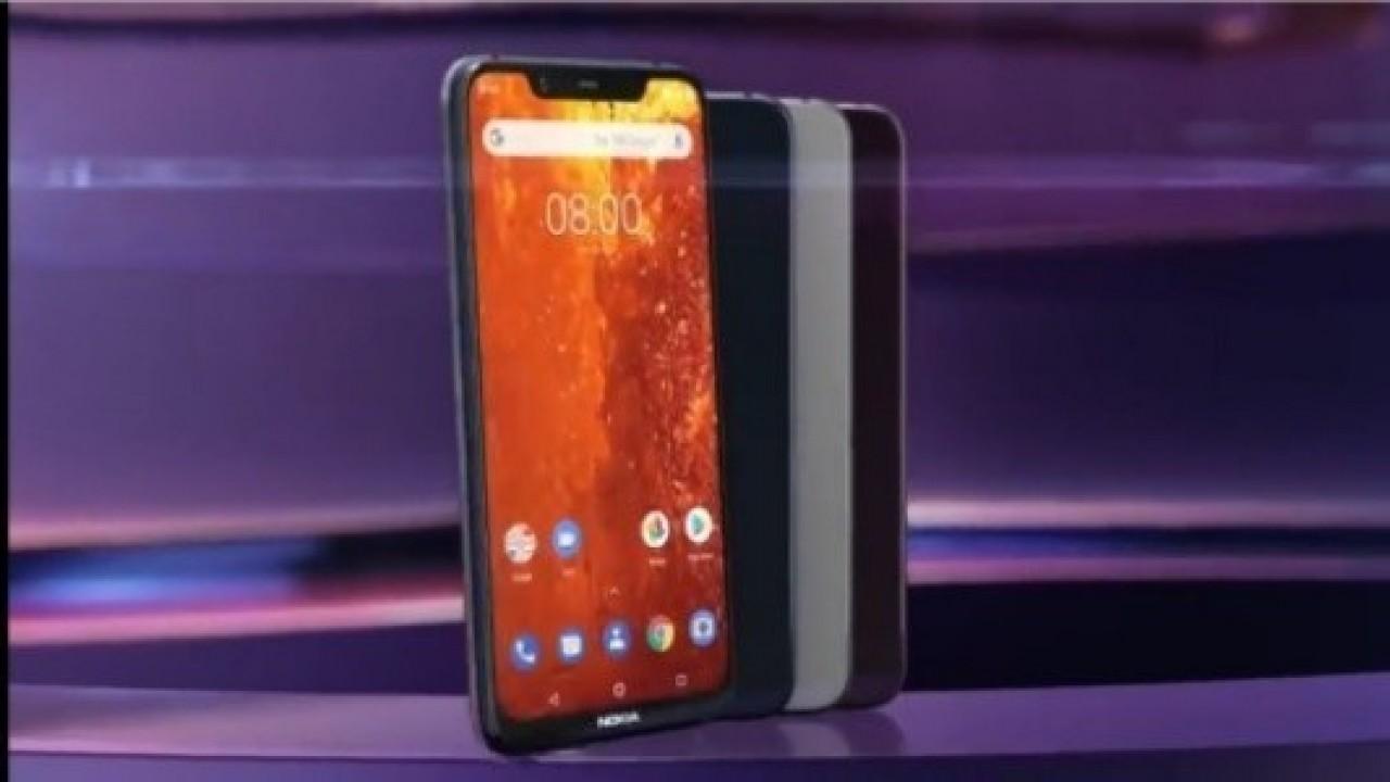 Nokia 8.1 Tanıtım Videosu Resmi Tanıtımdan Önce Sızdırıldı