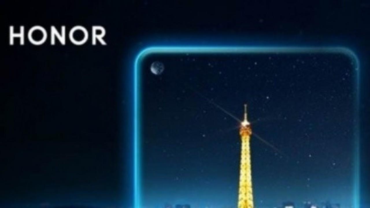 Honor, 22 Ocak'ta İlk Ekran İçi Ön Kameraya Sahip Telefonunu Duyuracak