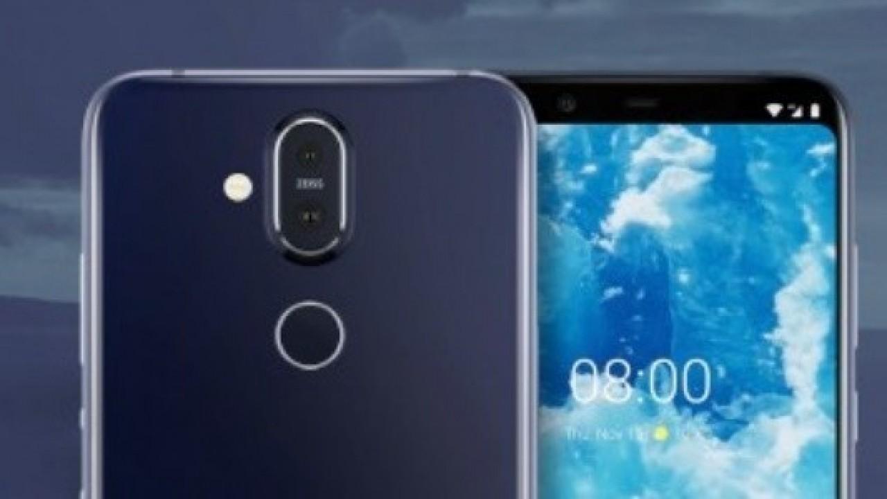 Nokia 8.1 Resmi Olarak Duyuruldu