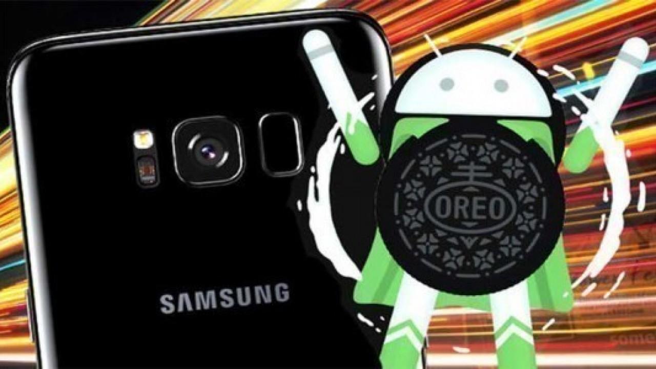 Galaxy S8 için Oreo, daha çok pazara açılıyor