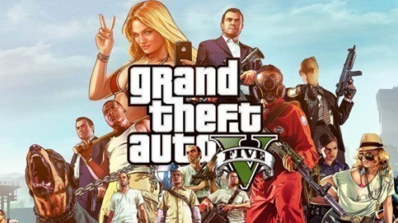 GTA 5, 90 milyon satış rakamını geride bıraktı