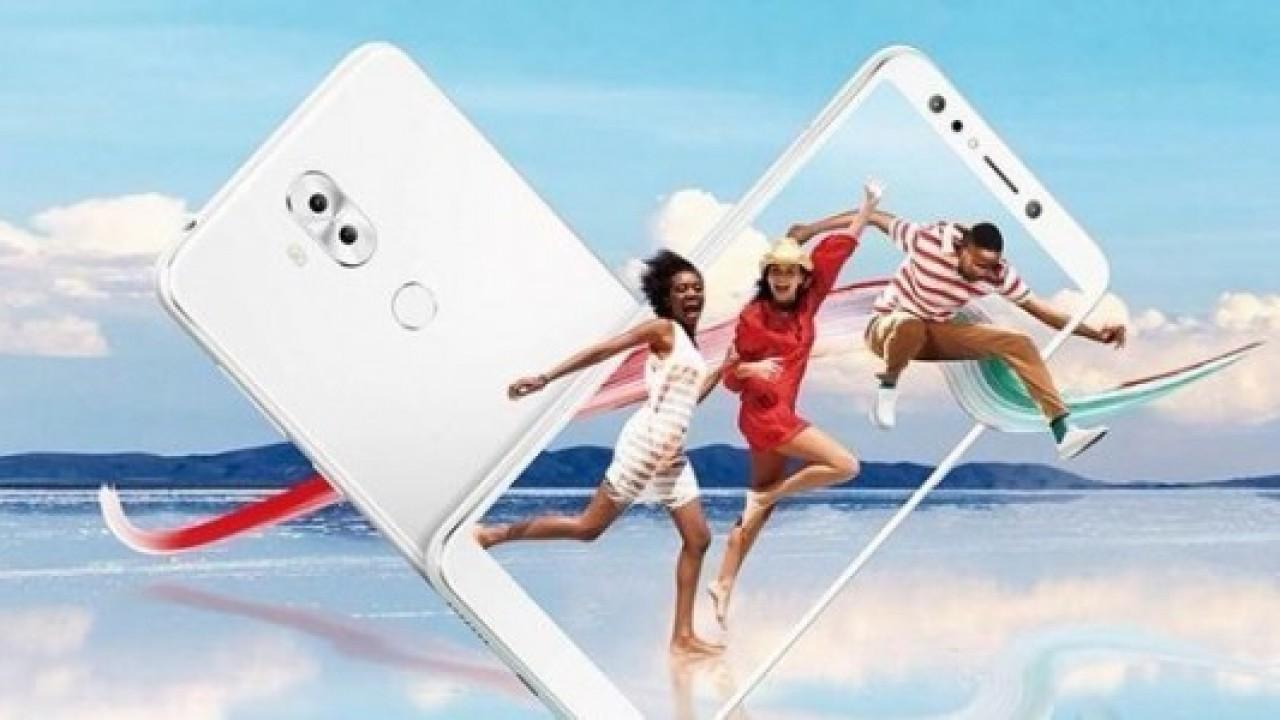 Zenfone 5 Lite, Evan Blass tarafından sızdırıldı