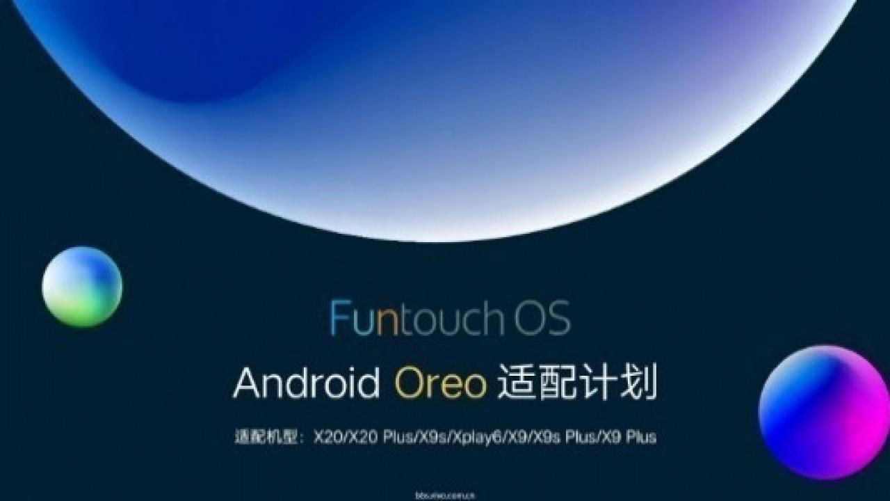 Android Oreo Güncellemesi, Nisan Ayında 7 Vivo Telefon için Yayınlanacak